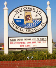 Things to do in muscle shoals